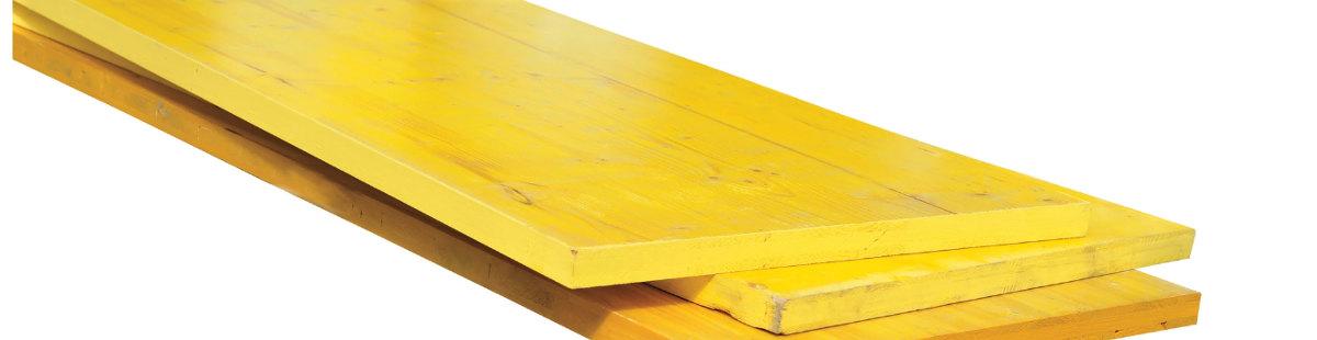 Pannelli in legno vasto assortimento di pannelli multistrato pannelli osb pannelli mdf - Pannelli gialli tavole armatura ...