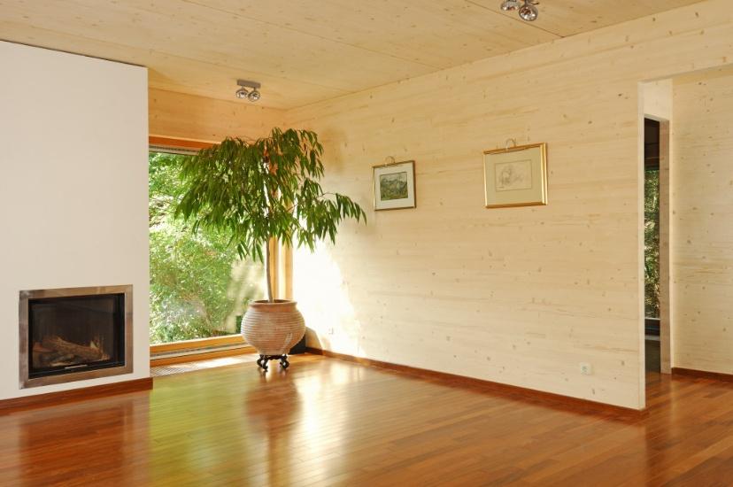Case in bioedilizia sistema xlam e sistema a telaio scopri la tua casa ecologica ed - Coibentazione parete interna ...