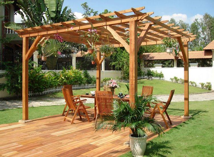 Arredamenti in legno da giardino tantissimi prodotti in for Amore legnami