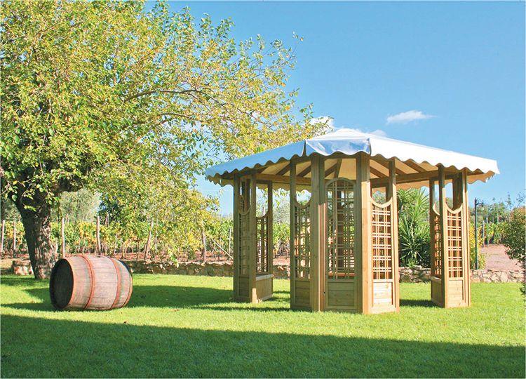 Arredamenti in legno da giardino tantissimi prodotti in for Arredo giardino roma