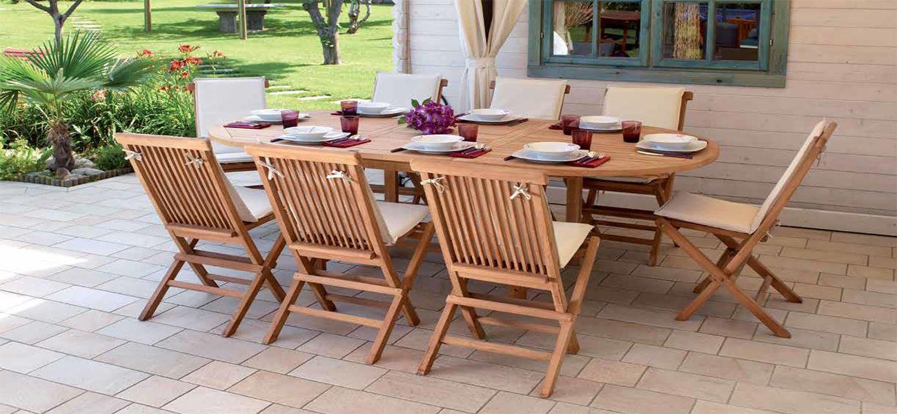 Arredamenti in legno da giardino tantissimi prodotti in for Tavoli arredo 3