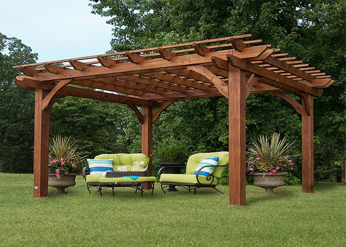 Gazebo in legno a roma coperture in legno da esterno for Arredamento da esterno in legno
