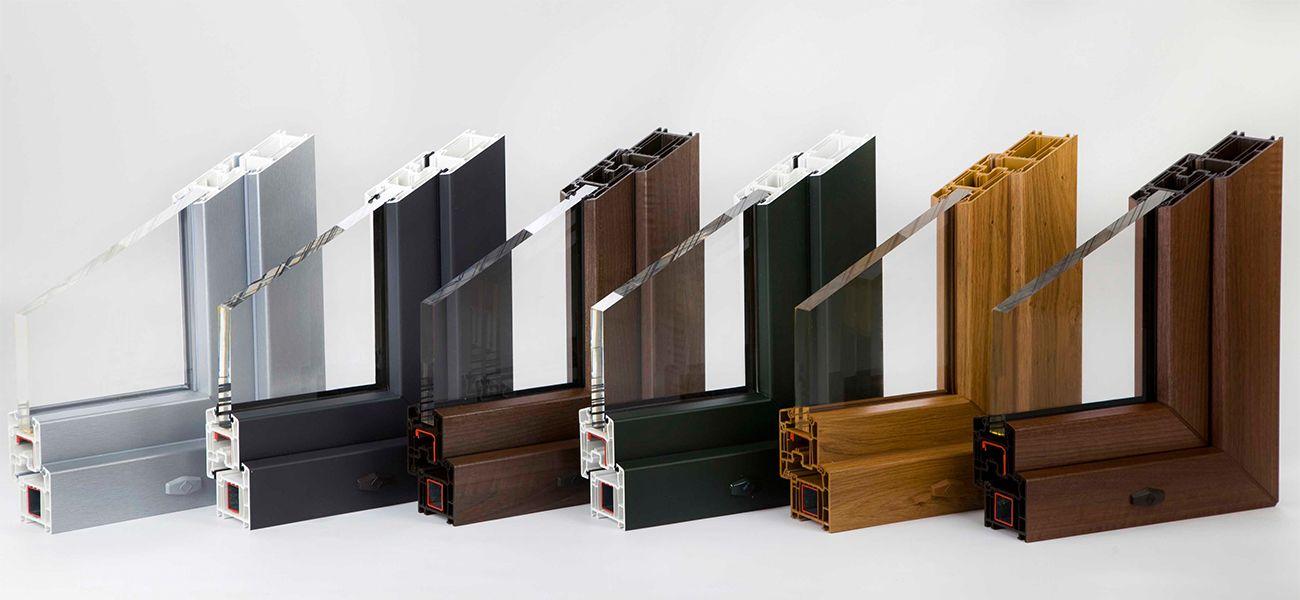 Porte e finestre in legno pvc e alluminio infissi in legno porte blindate finestre in legno - Guarnizioni finestre alluminio ...